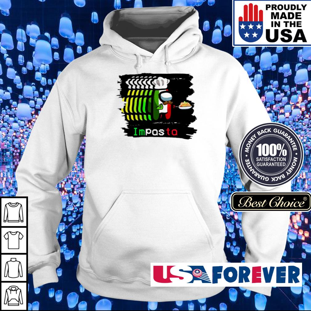 Italian Imposter among us game s hoodie
