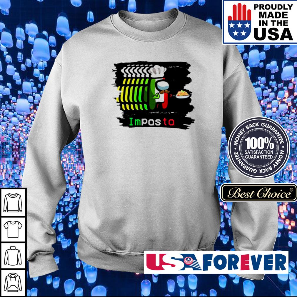 Italian Imposter among us game s sweater