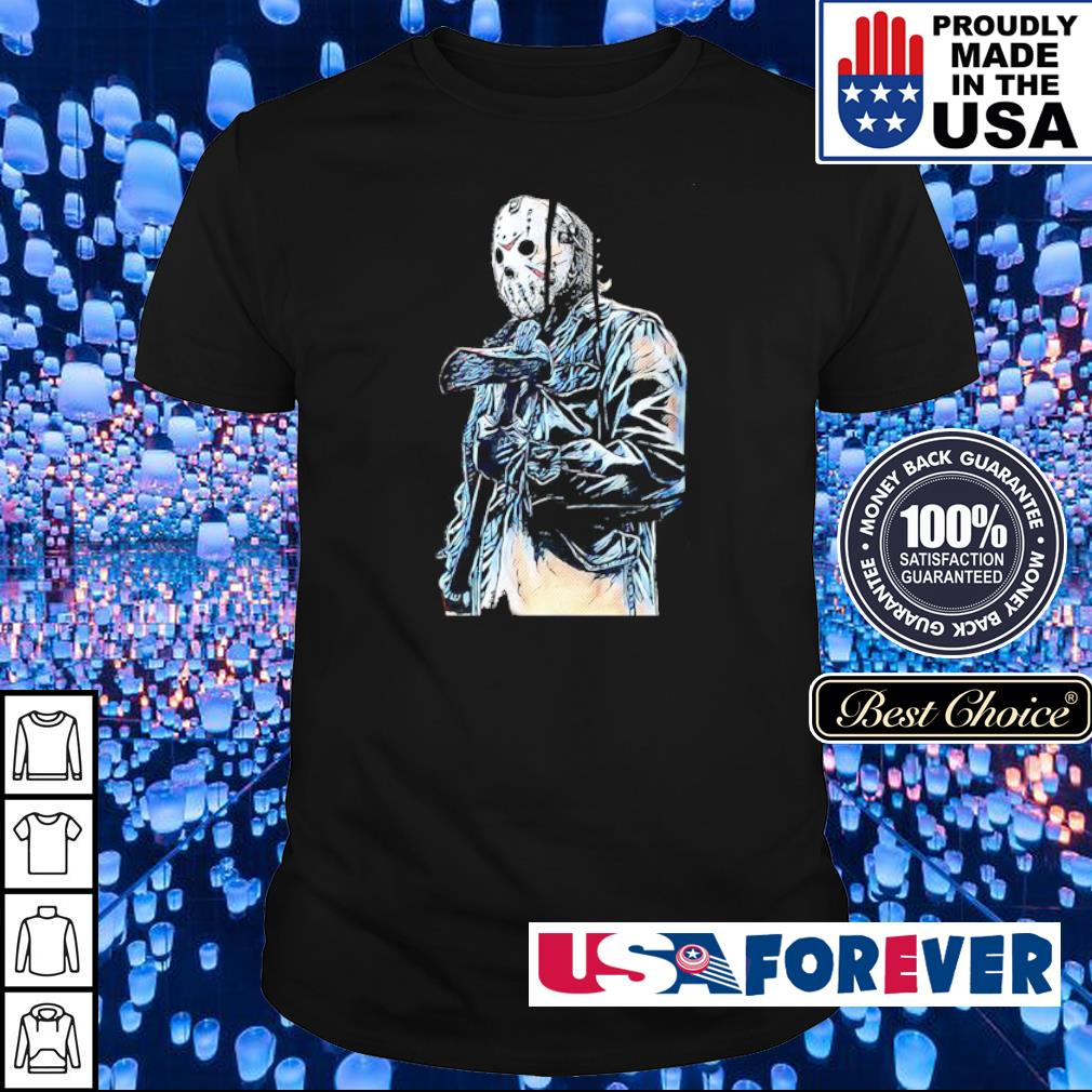 Jason Voorhees remember my axe shirt
