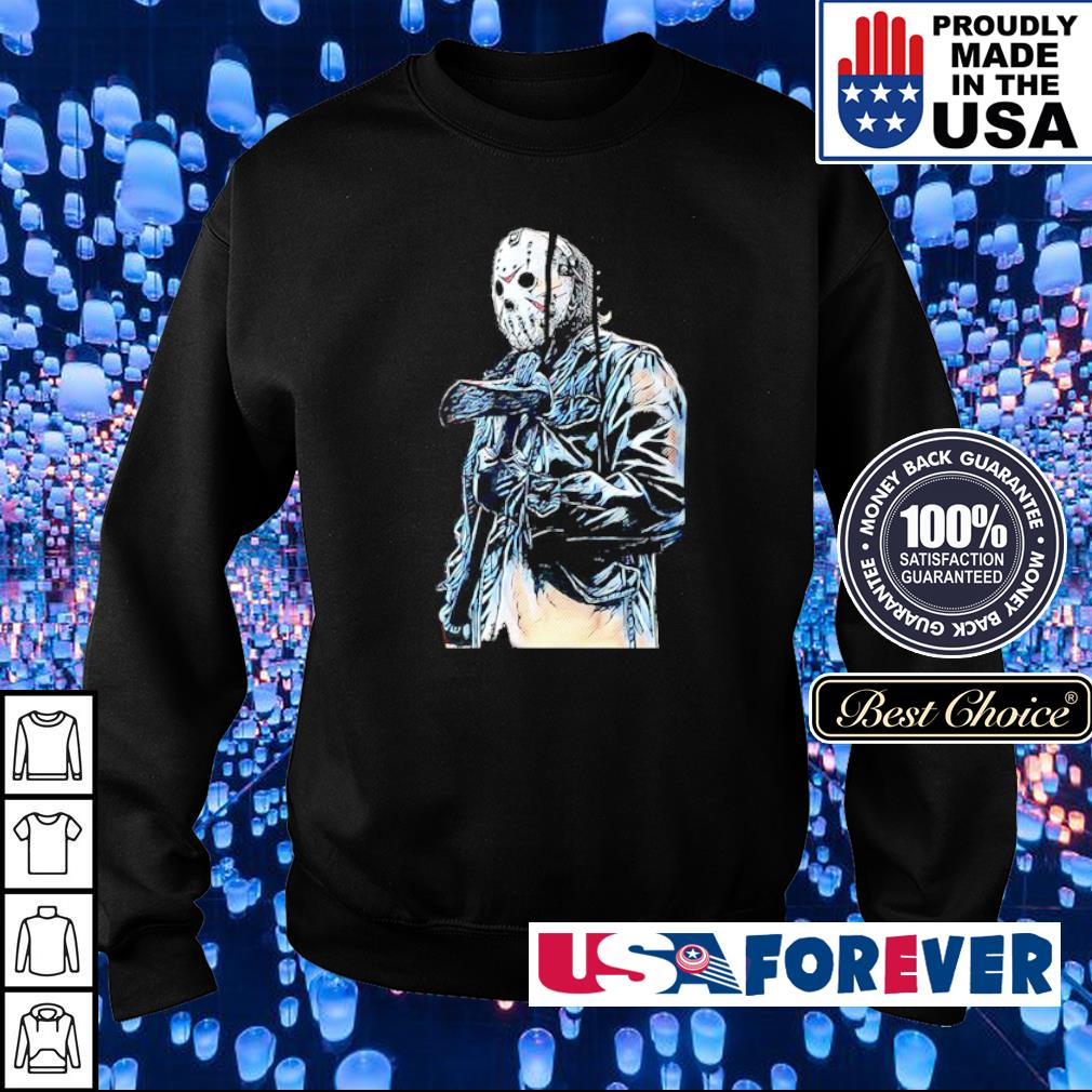 Jason Voorhees remember my axe s sweater