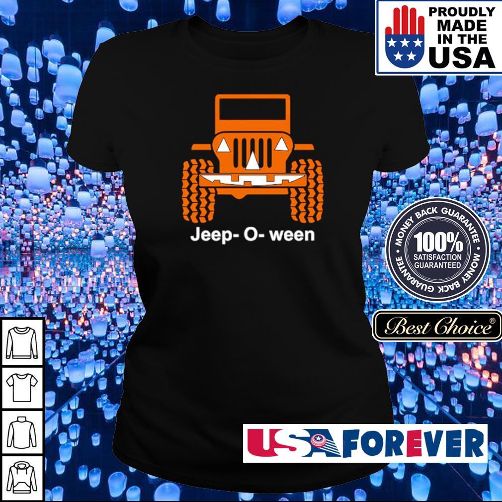 Jeep o ween pumpkin happy Halloween s ladies