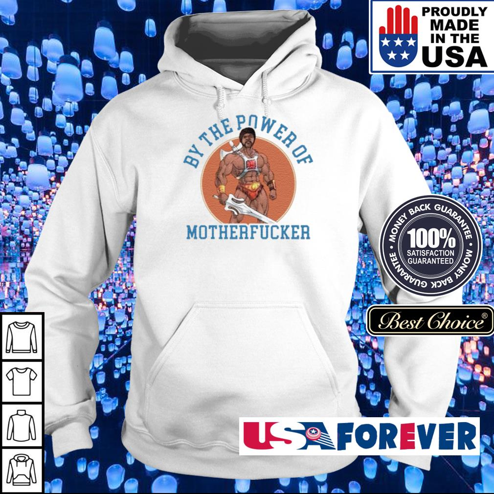 Jules Winnfield by the power of motherfucker s hoodie