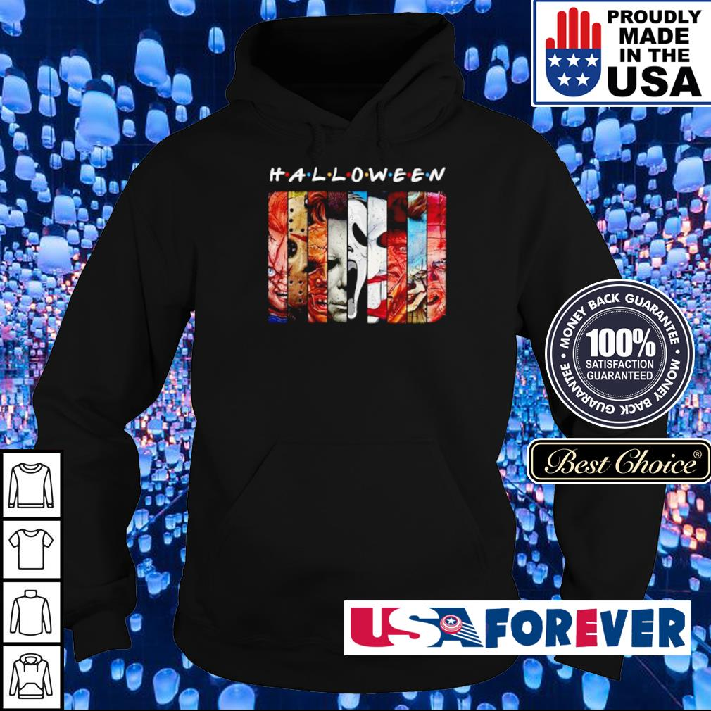 Kings of horror happy Halloween Friends TV Show s hoodie