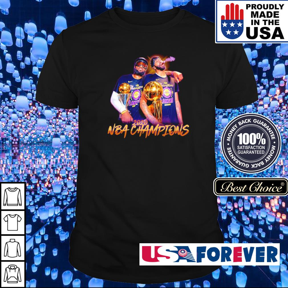 NBA Champion Los Angeles Lakers 2020 shirt