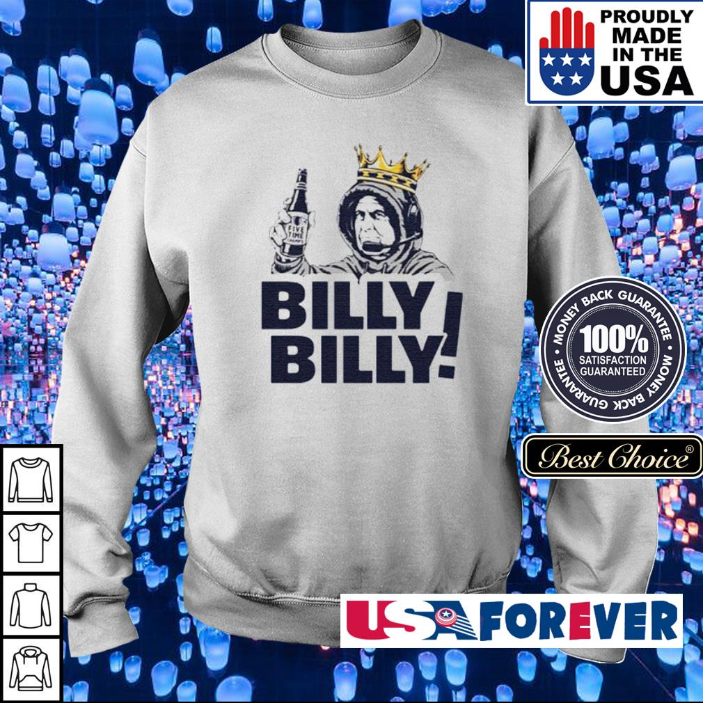 New England Patriots Billy Billy s sweater