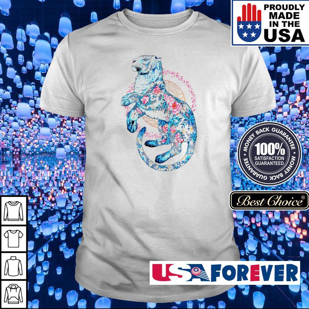 Official fragile tiger shirt