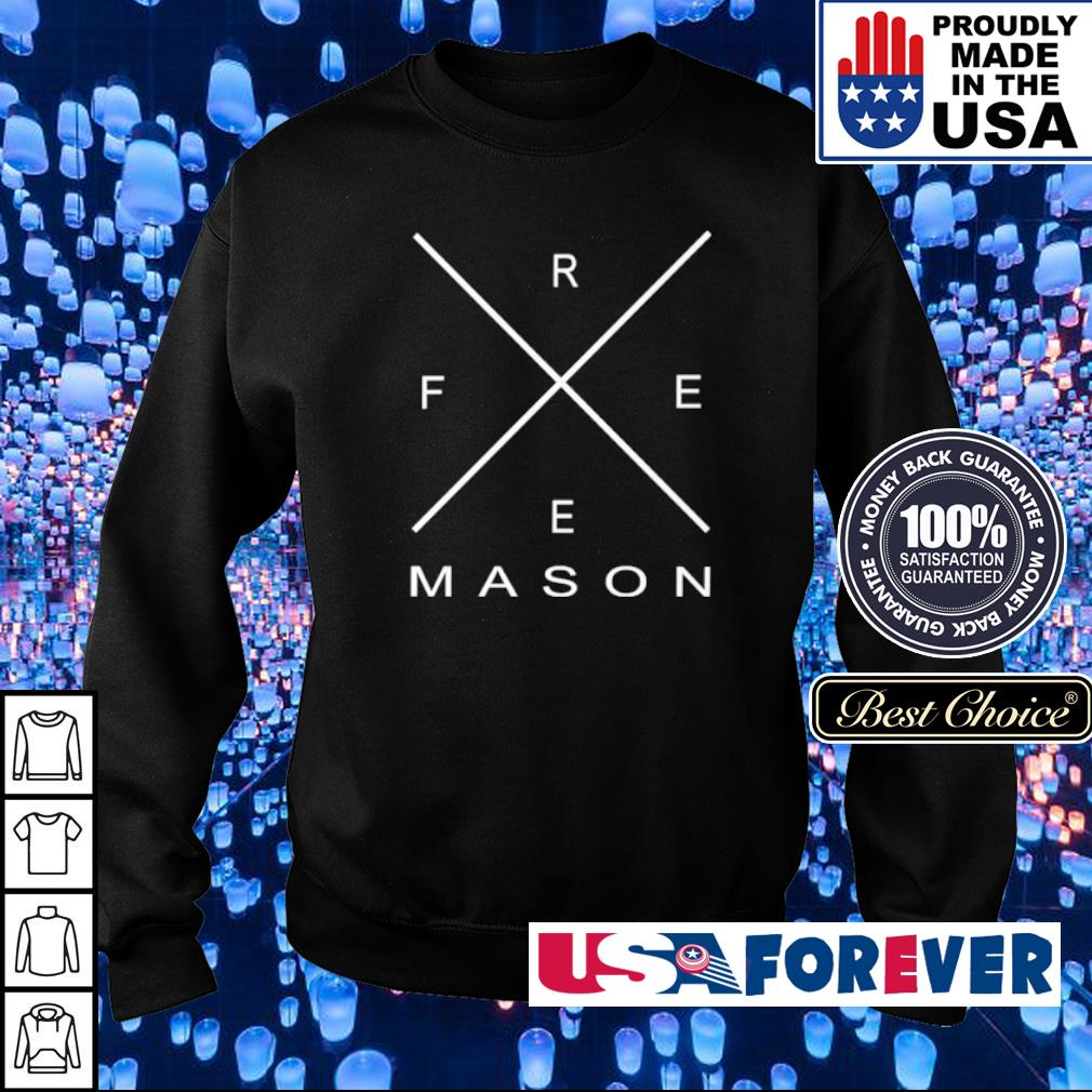 Official freemason s sweater