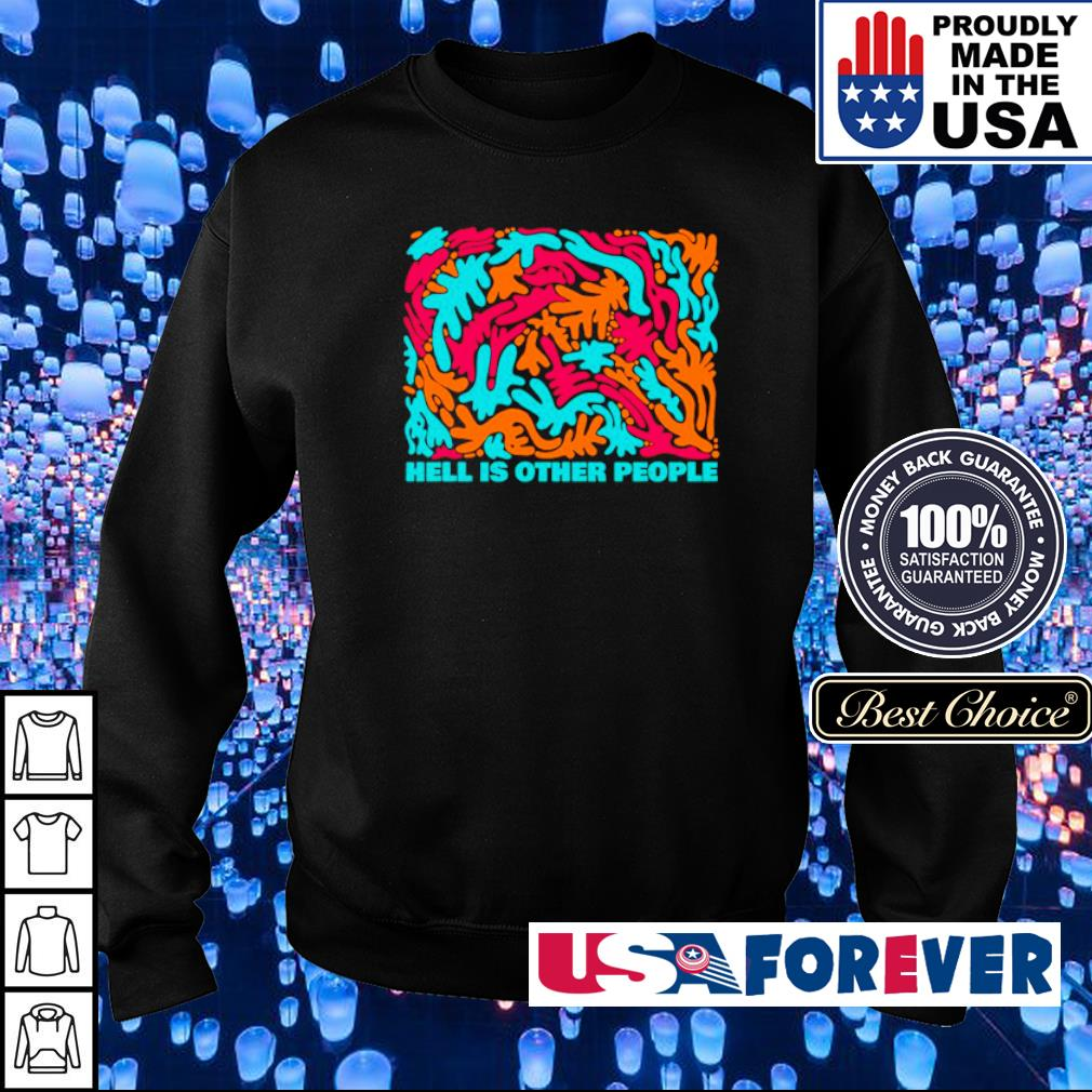 Official hell is other people s sweater
