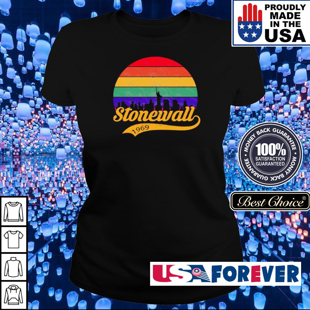 Official stonewall 1969 vintage s ladies