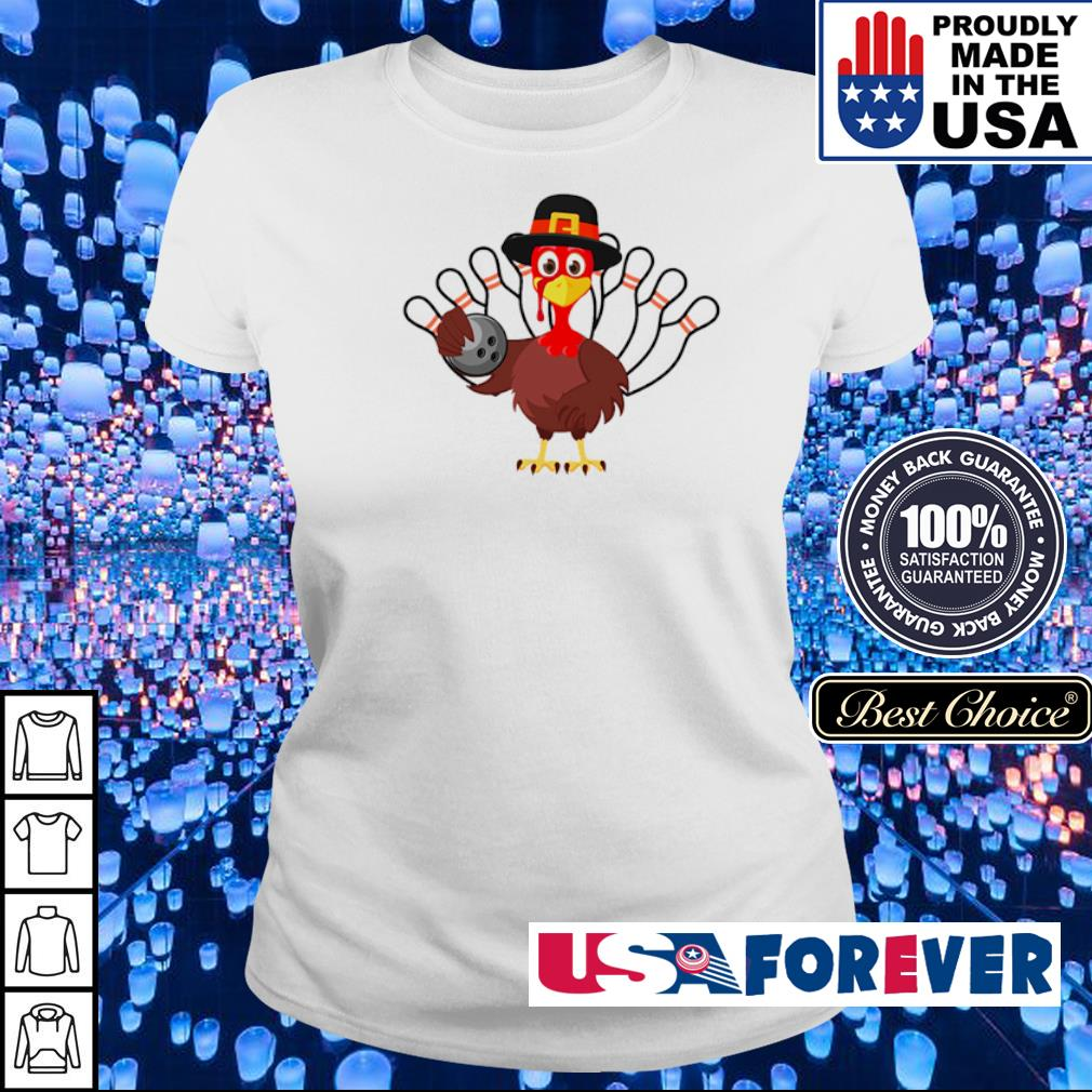 Official turkey and bowling s ladies