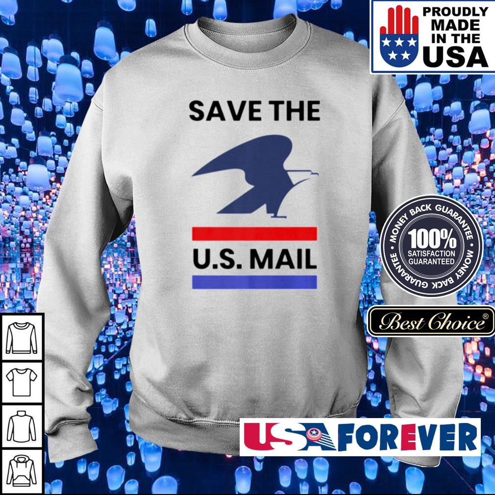 Save the US Post Office s sweater