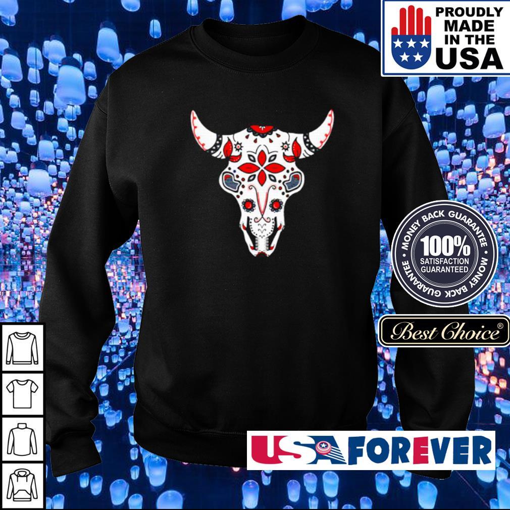 Sugar Buffalo day's of the death s sweater
