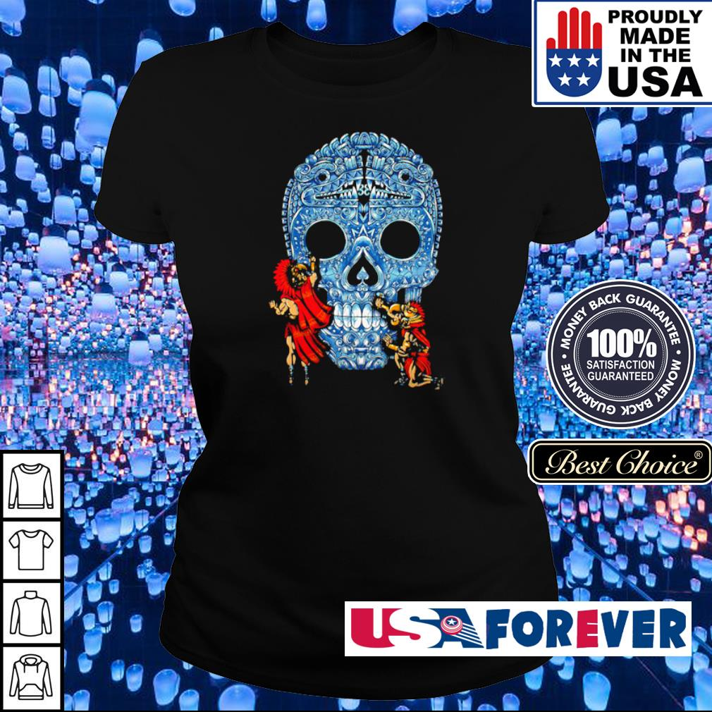 Sugar skull day's of the dead s ladies