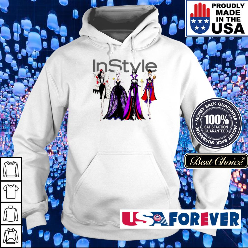 Vogue Disney villains evil instyle s hoodie