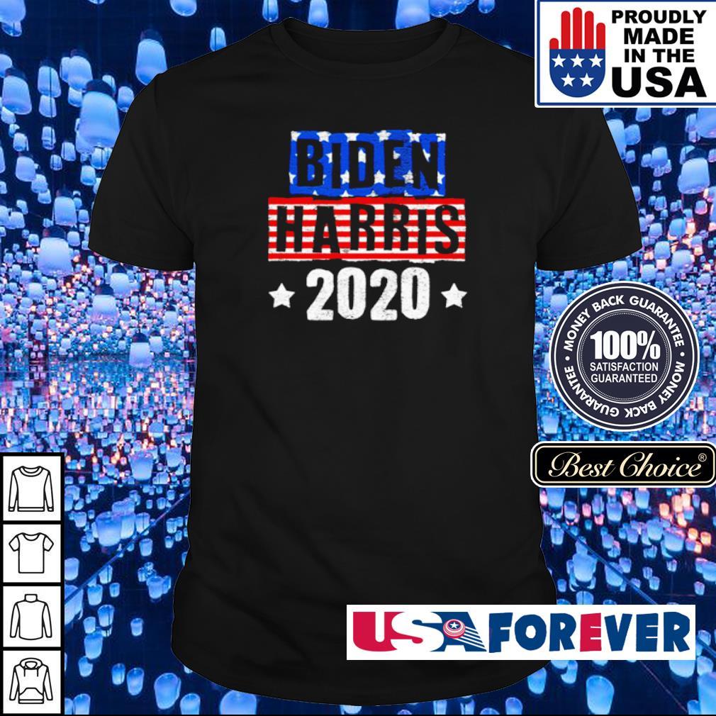 American Biden Harris 2020 shirt