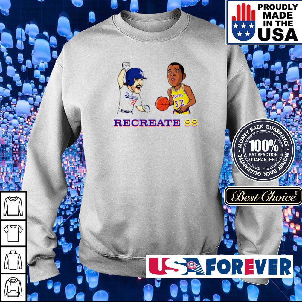 Baseball vs basketball recreate 88 s sweater