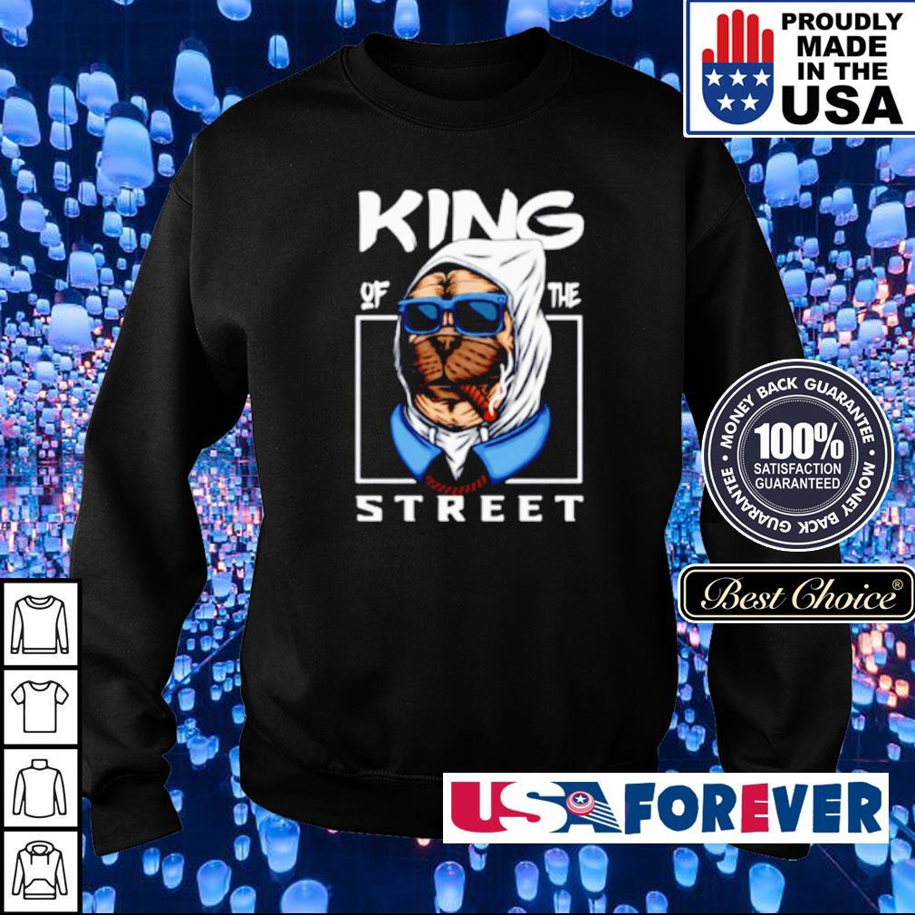 Bulldog king of the street s sweater