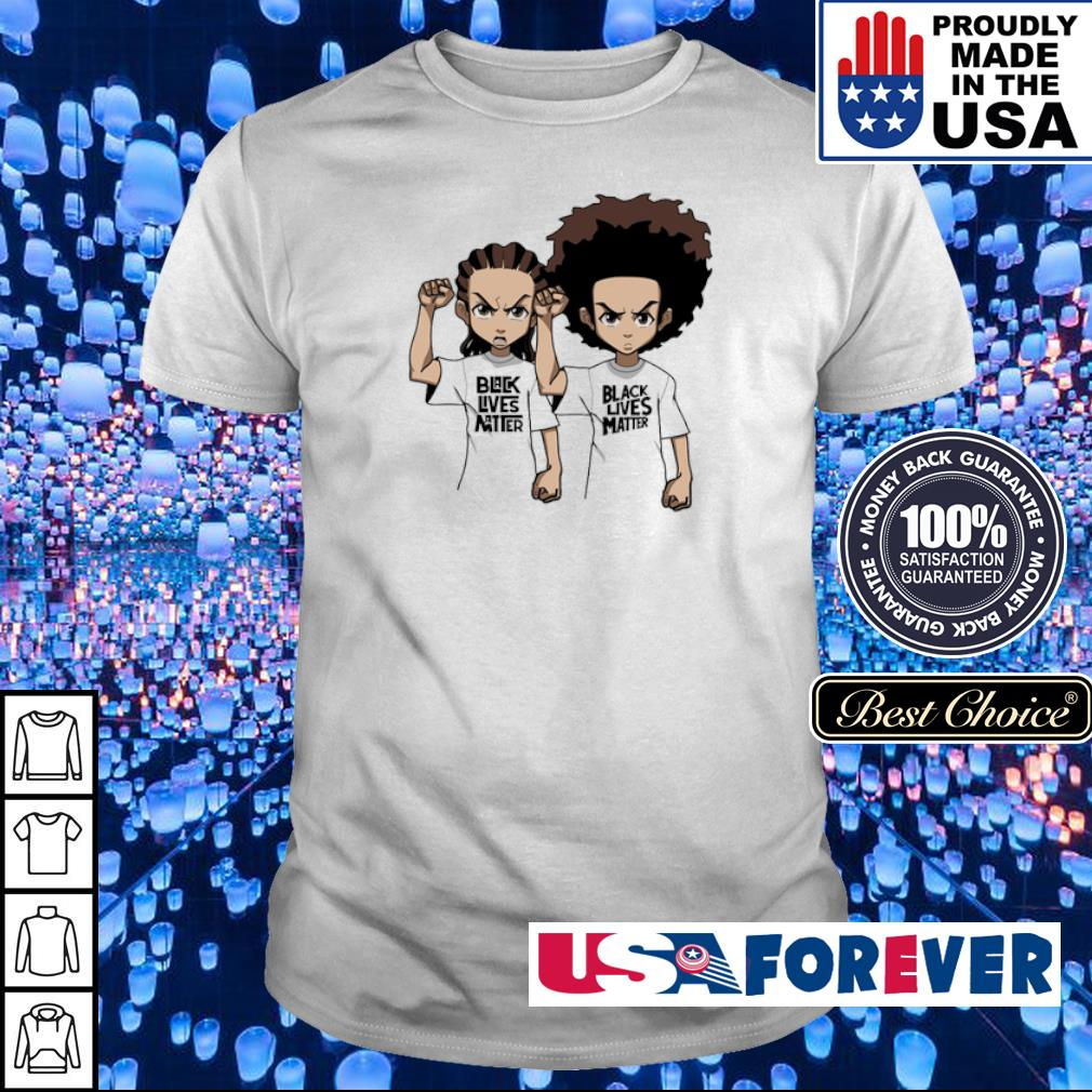 Couple black lives matter shirt