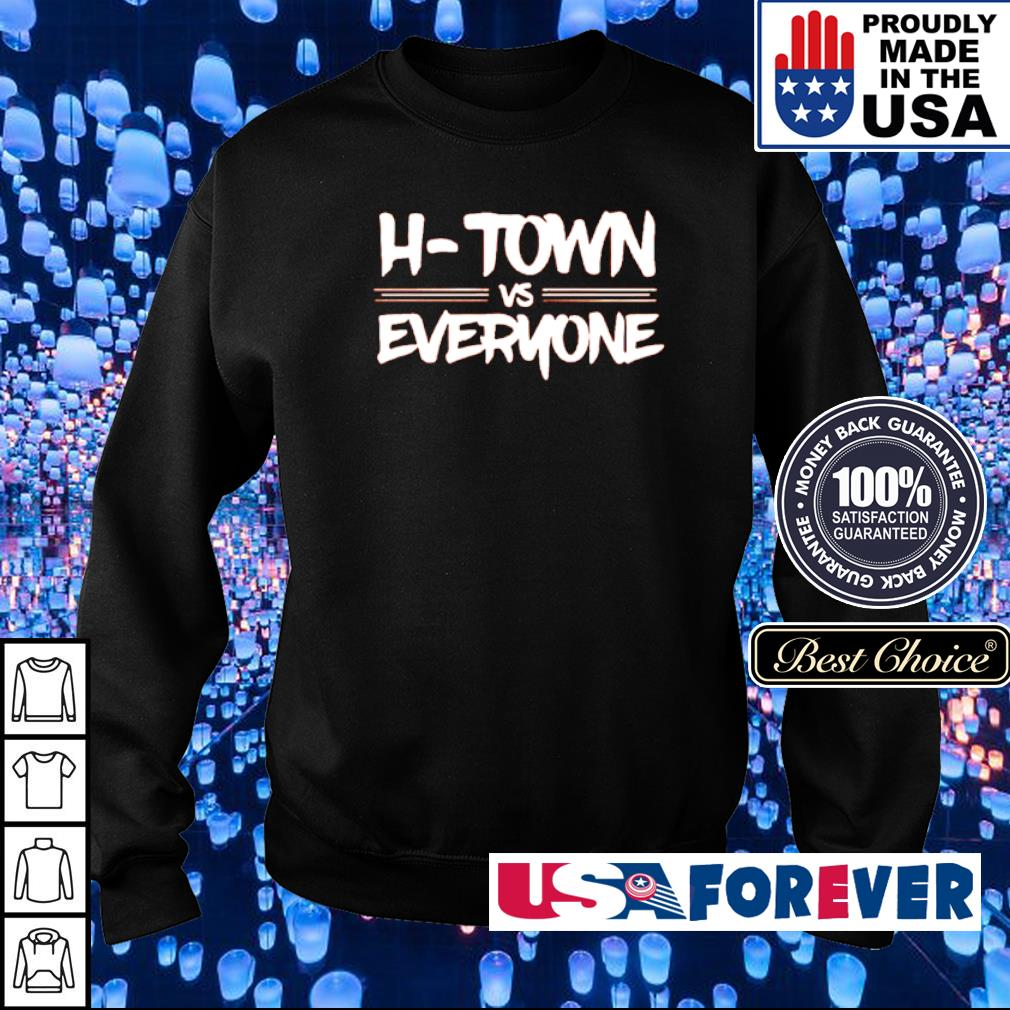 H town vs everyone s sweater