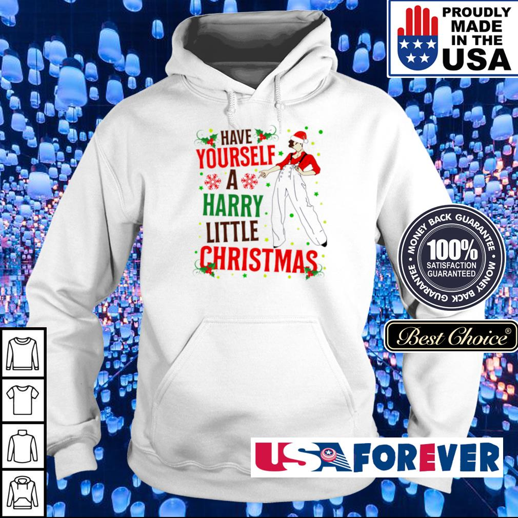Harry Styles have yourself a Harry little Christmas sweater hoodie