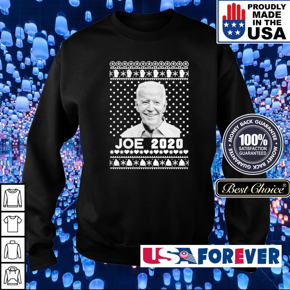 Official Joe Biden 2020 merry Christmas sweater