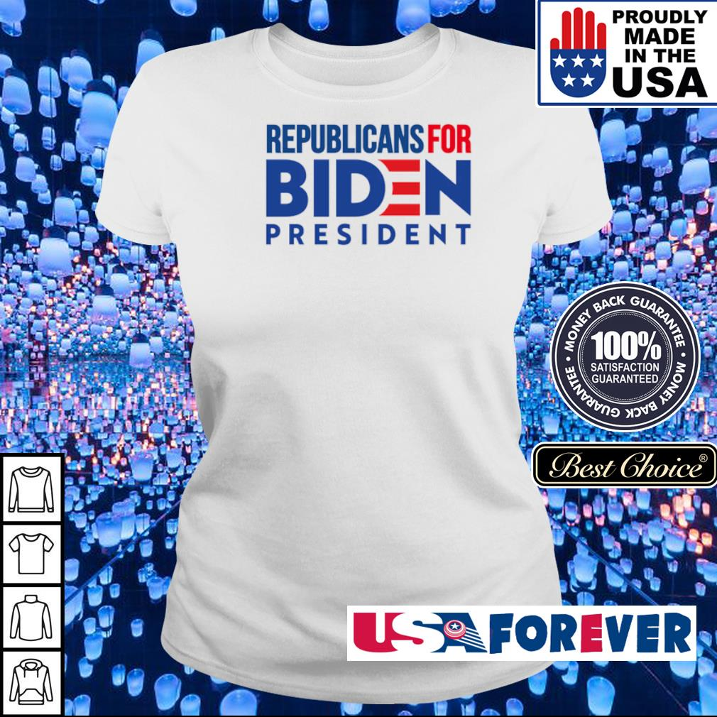 Republicans for Joe Biden president s ladies