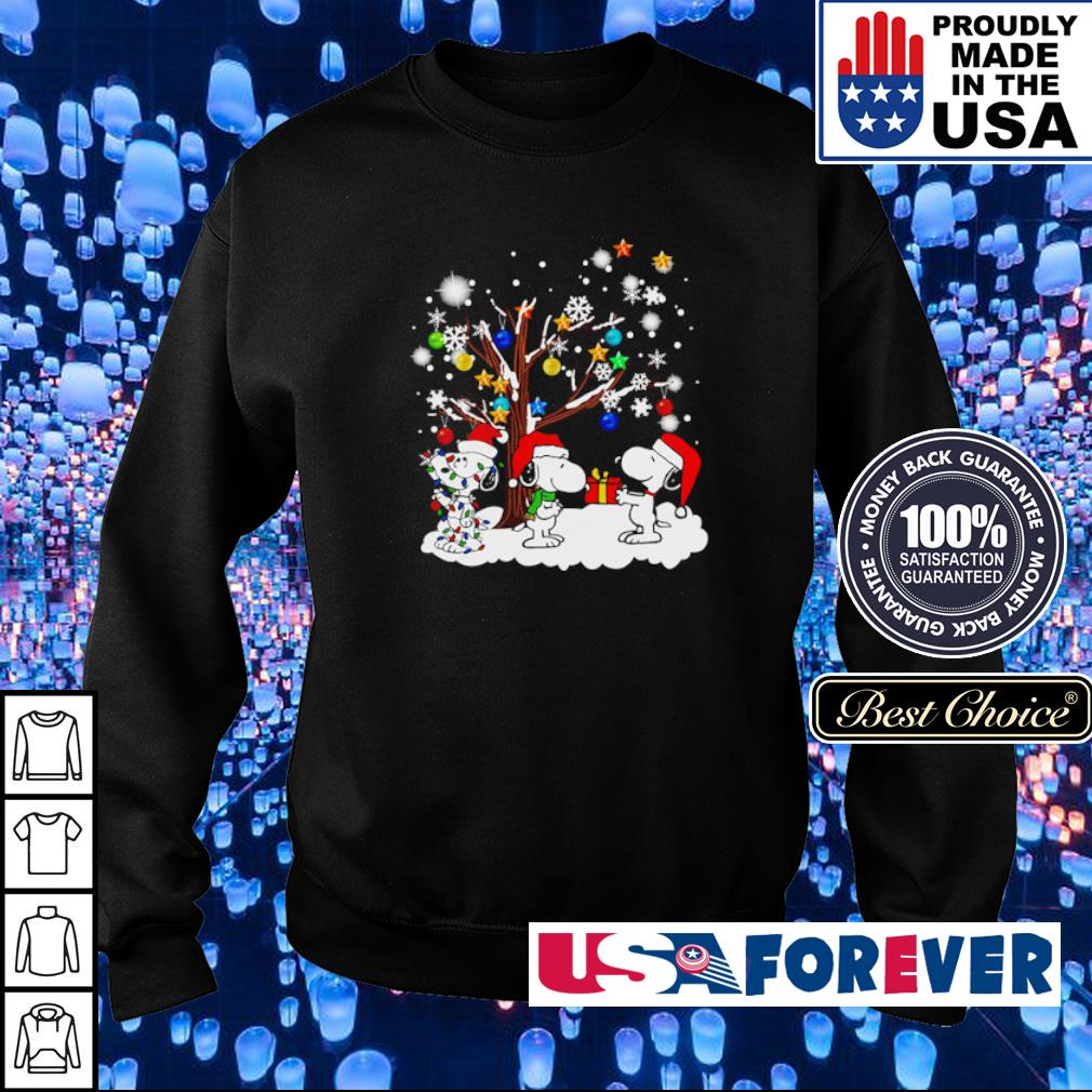 Snoopy and friends merry Christmas sweater