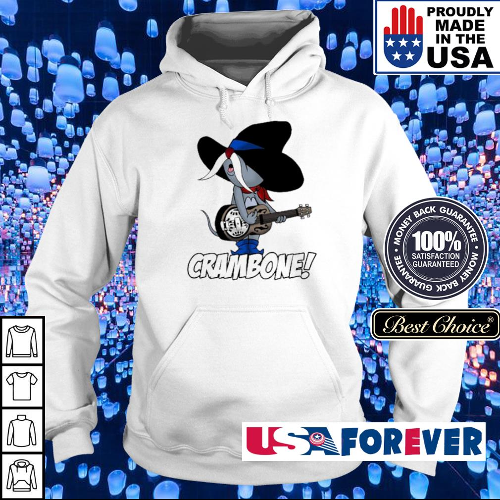 Tom and Jerry uncle Pecos crambone s hoodie