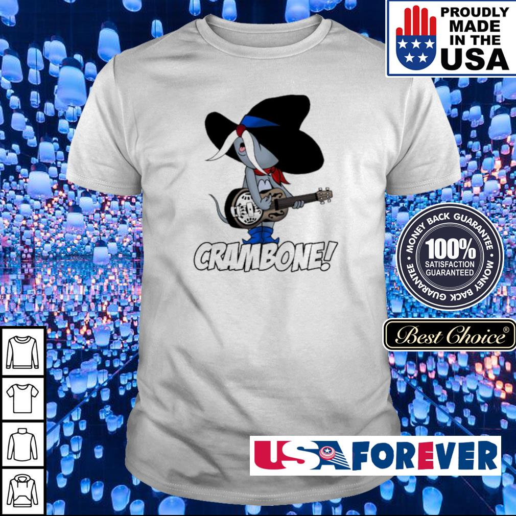 Tom and Jerry uncle Pecos crambone shirt