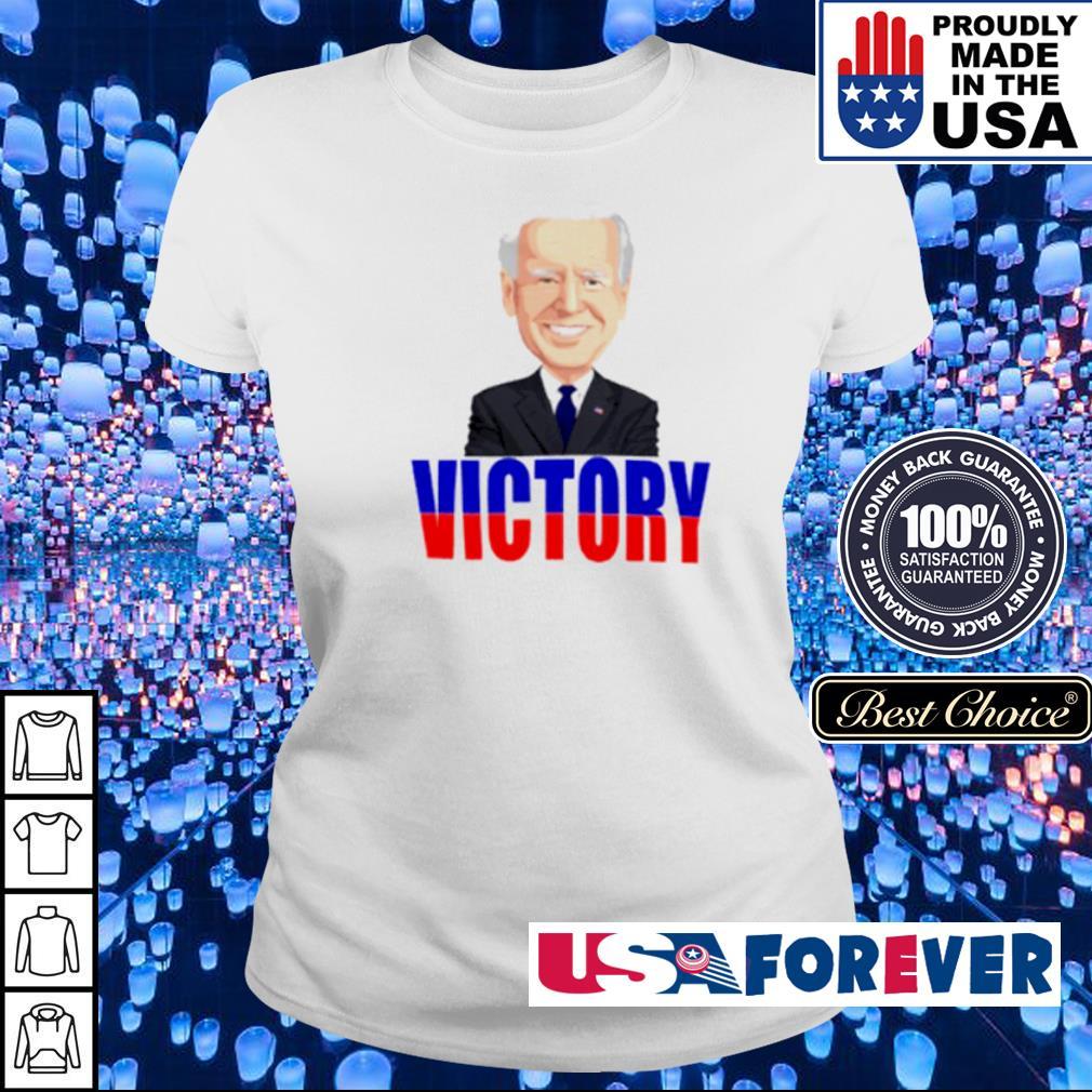 Vote Joe Biden for victory s ladies