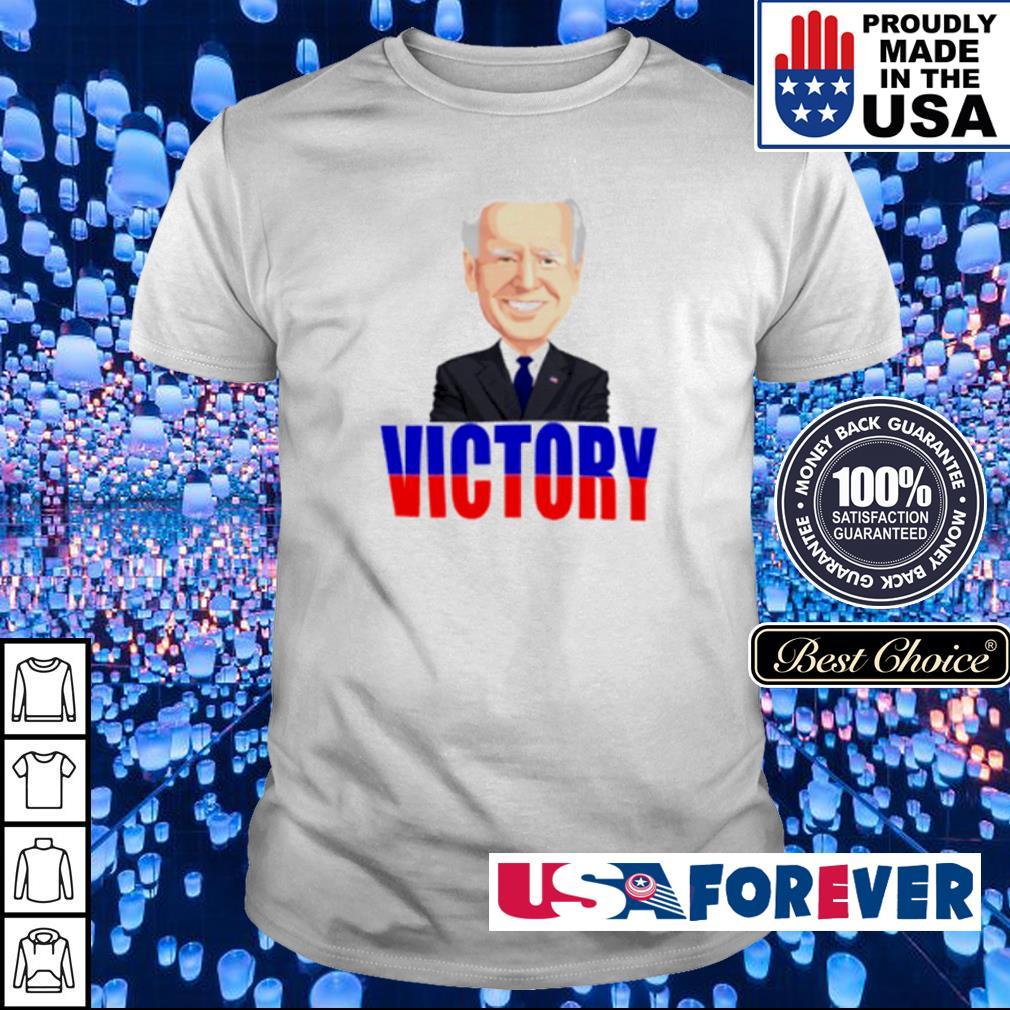 Vote Joe Biden for victory shirt