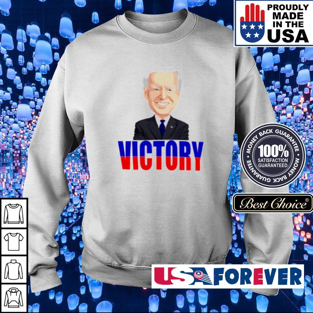 Vote Joe Biden for victory s sweater