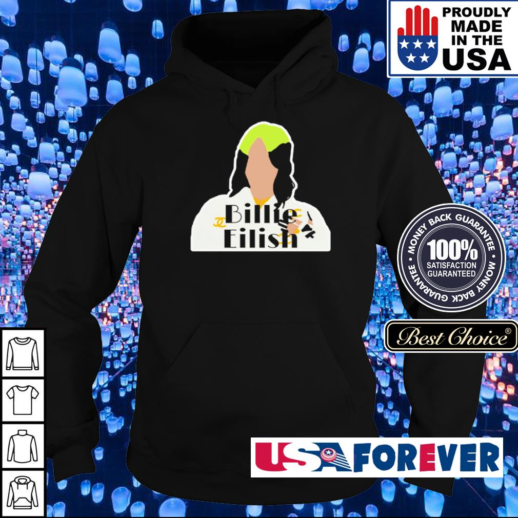 Awesome Billie Eilish art s hoodie