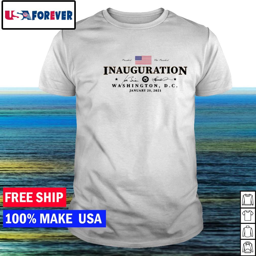 America inauguration Washington DC January 20, 2021 shirt