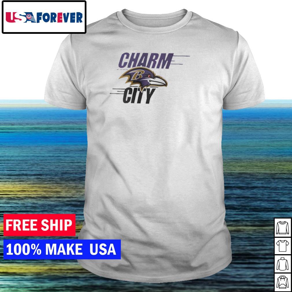 Charm city Baltimore Ravens shirt