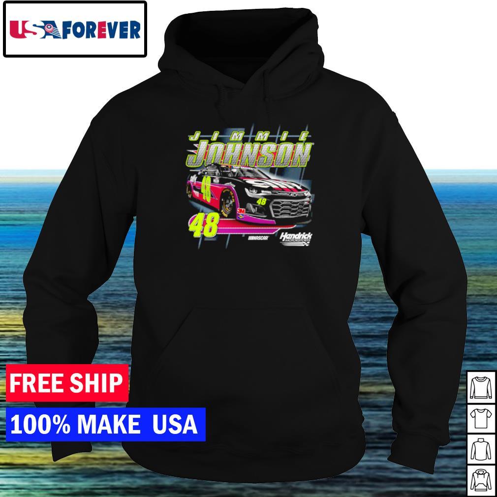 Motorsports Jimmie Johnson Nascar number 48 s hoodie