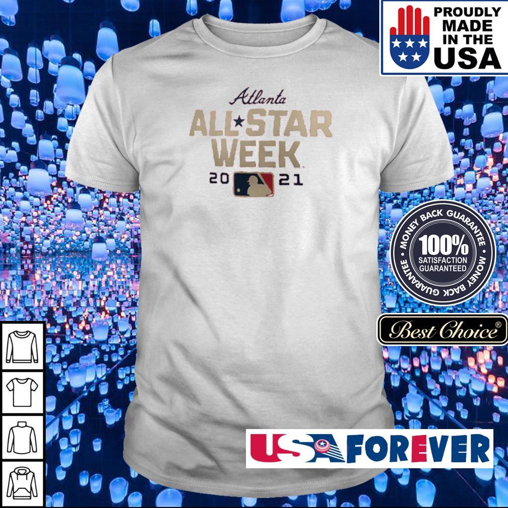 Official Atlanta all star week 2021 shirt