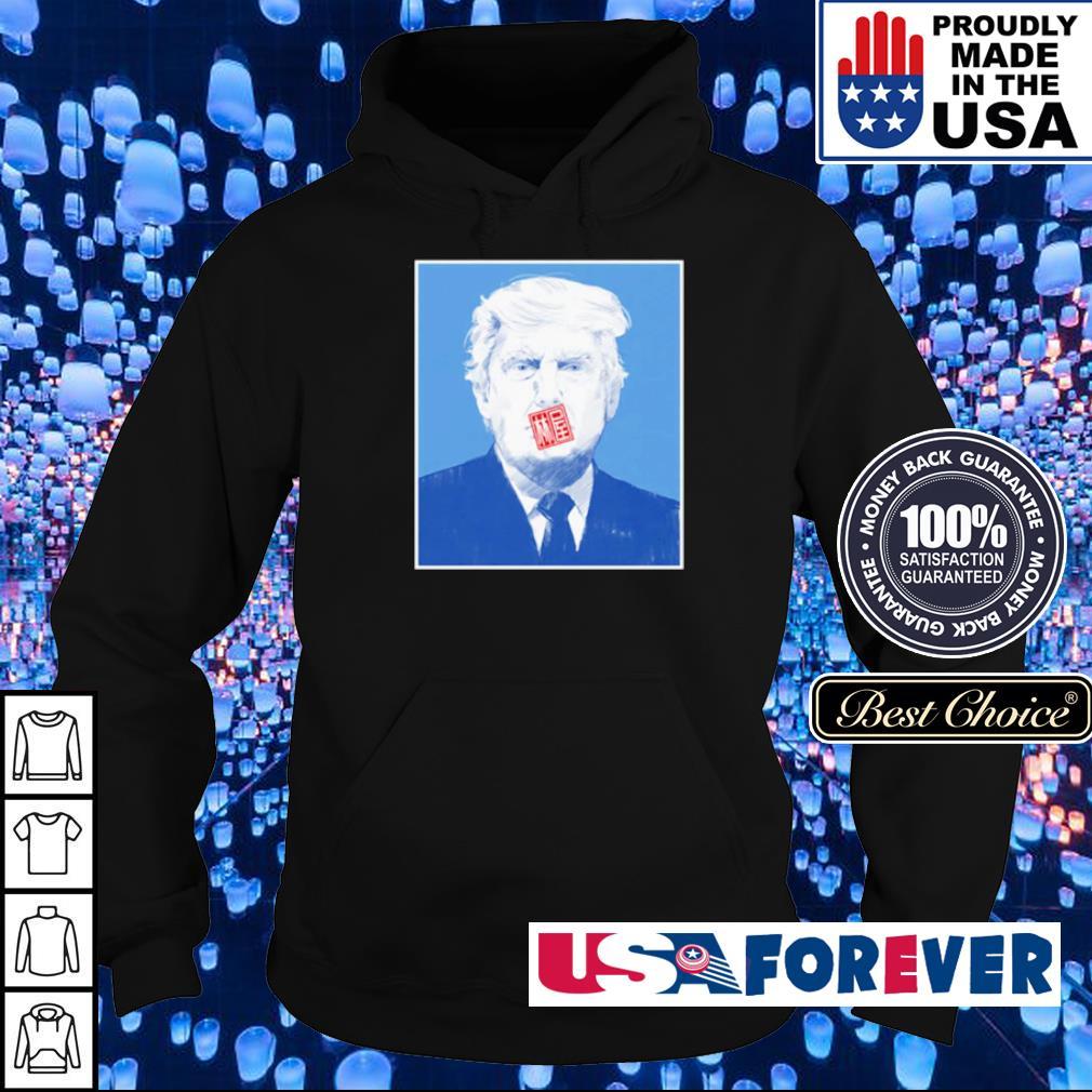 Official Donald Trump art 2021 s hoodie
