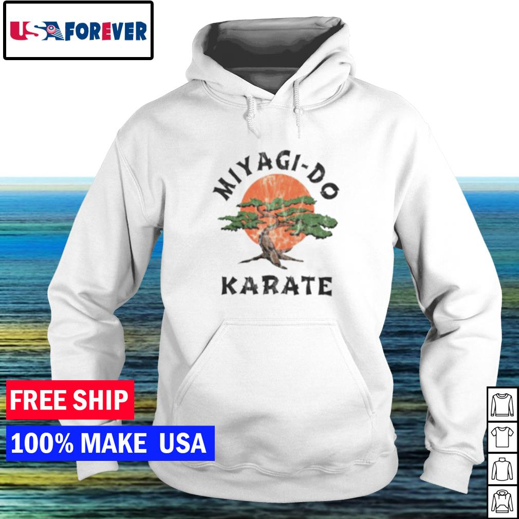 The Karate Kid Yiyagi-Do Karate s hoodie