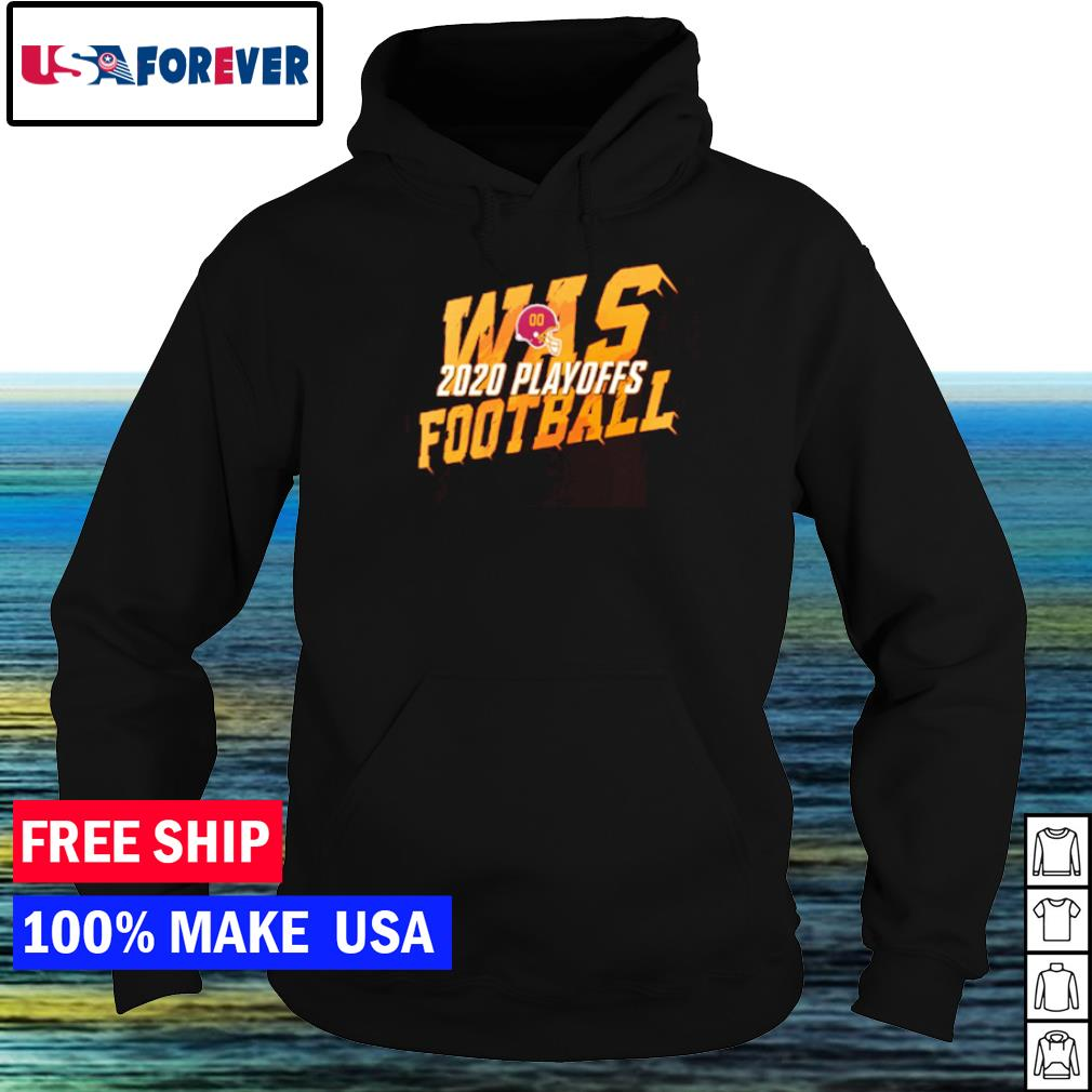 Washington Football 2020 playoff WAS s hoodie